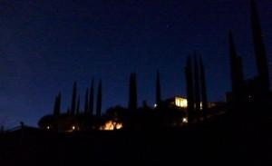 Arcosanti Night